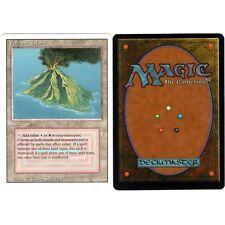 MTG Magic ♦ Revised Edition ♦ Volcanic Island English NM (A)