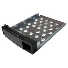 QNAP SP-TS-TRAY-WOLOCK-US Storage Bay Adapter - Internal - Black - 1 x Total Bay