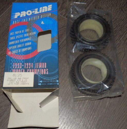 """Proline PNEUMATICI/' 4x4 ANTERIORE stubbie /'XTR 2.15/"""" 4x4 Pneumatici anteriore con inserti in schiuma ne"""