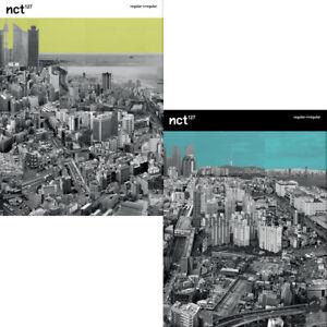 NCT-127-REGULAR-IRREGULAR-1st-Album-CD-POSTER-Photo-Book-2p-Card-Lyrics-SEALED