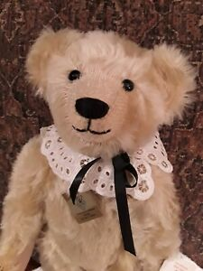 """Simpson"" Sue Foskey Nostalgic Bear Co. Artist Bear Excellent Cond.Pre-Owned"
