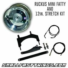 Honda Ruckus/Zoomer Stretch and 10x5 Mini Fatty Combo Kit