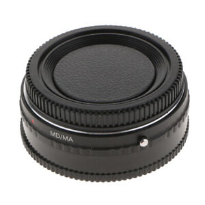 For-Minolta-MD-MC-Lens-to-Sony-Alpha-AF-MA-Mount-Adapter-A77-A65-w-Glass