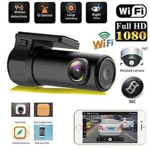 170-Mini-Dash-Cam-WIFI-Car-DVR-Camera-Video-Recorder-Monitor-HD-1080P-UK