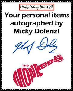 MICKY-DOLENZ-of-The-MONKEES-MAIL-ORDER-FOR-YOUR-STANDARD-ITEMS-TO-BE-SIGNED