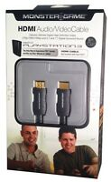 Monster Cable Hdmi Cable For Ps3 - Playstation 3 Hdmi Cable - 8 Ft