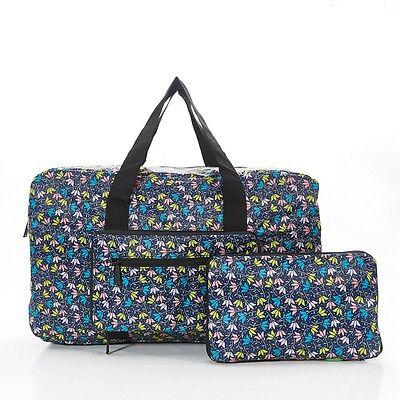 Eco Chic London Faltbare Reisetasche,Sporttasche,Weekender,Boardbag,Geschenk