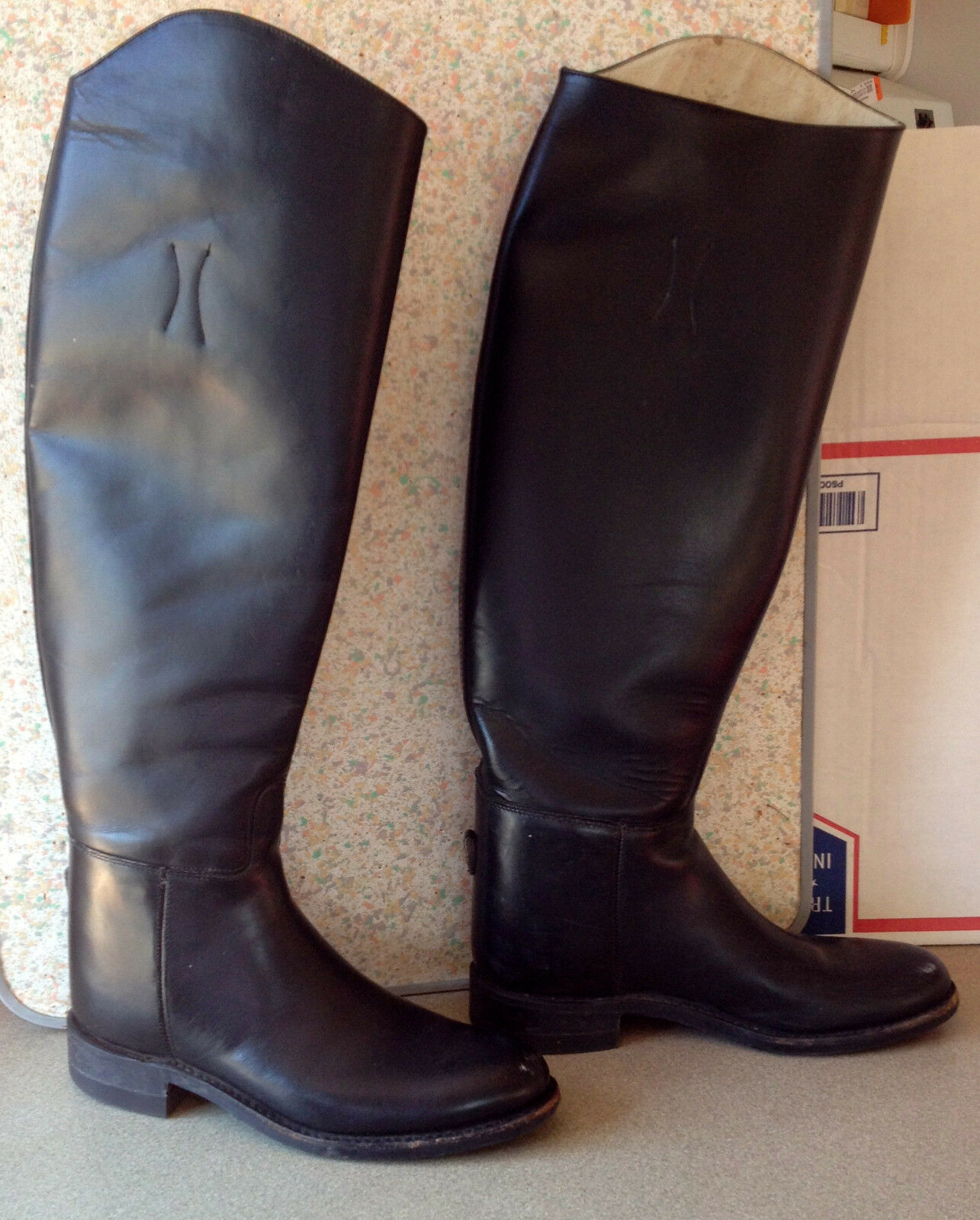 The Effingham Equestrian Boots Bond  Boot Co. Size 5  all in high quality and low price