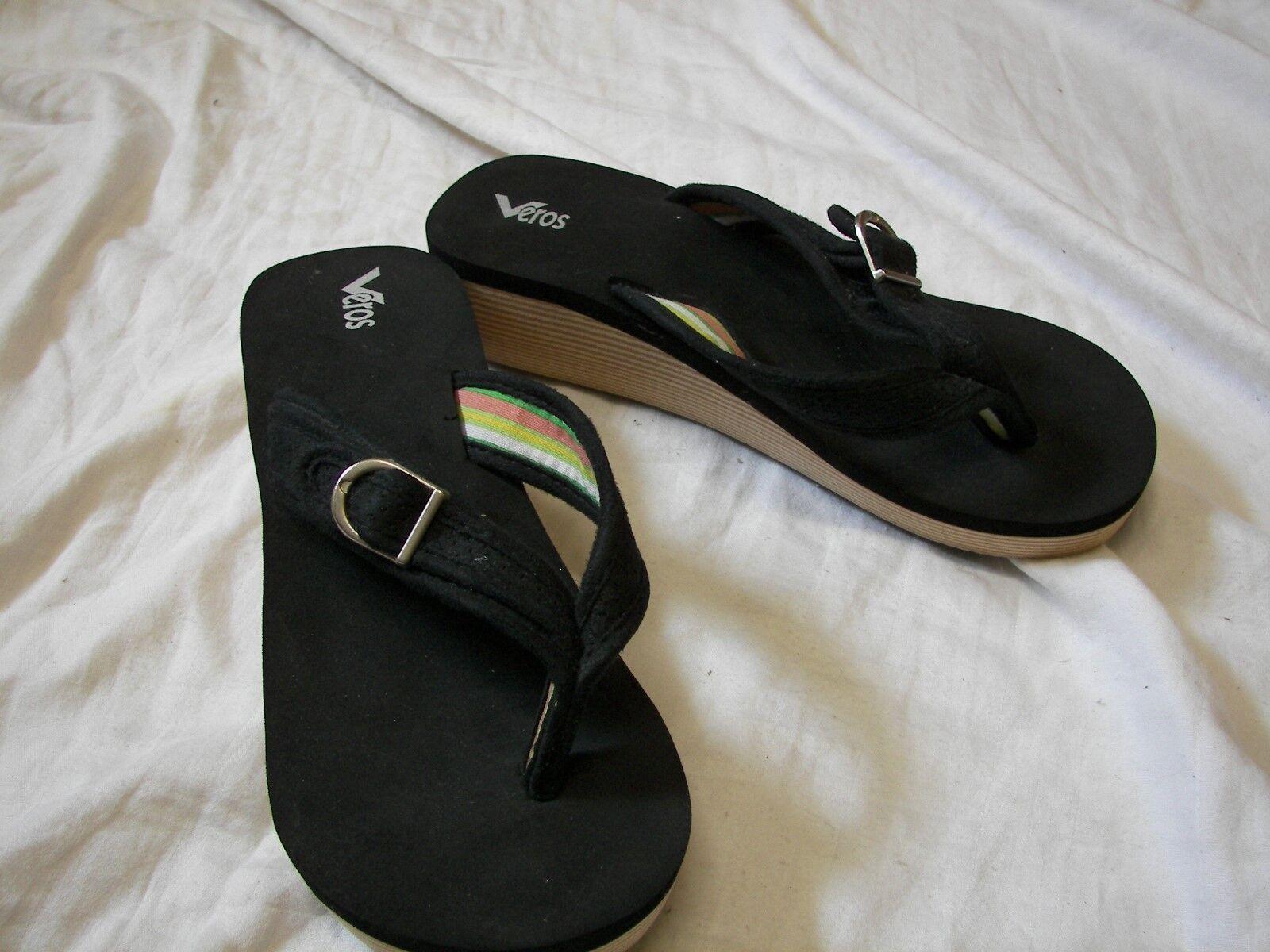 Women's Veros 6.5 Flip Flop Sandals - 6.5 Veros 2b6ca3