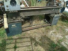 Clausing Colchester 15 Inch Metal Lathe Cast Iron Bed Or Legs