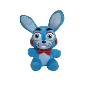 five nights at freddy s toy bonnie horror fnaf blue plush stuffed