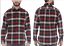 Jachs-Men-039-s-Brawny-Flannel-Shirt-Long-Sleeve-Cotton-Select-Color-amp-Size-NWT thumbnail 5