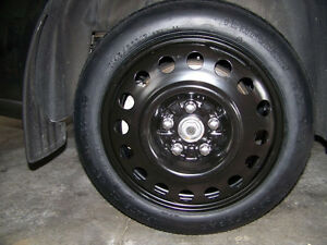2008-2014-CADILLAC-CTS-SPARE-TIRE-WHEEL-155-70-17-17-034-08-09-10-11-12-13-14-NEW