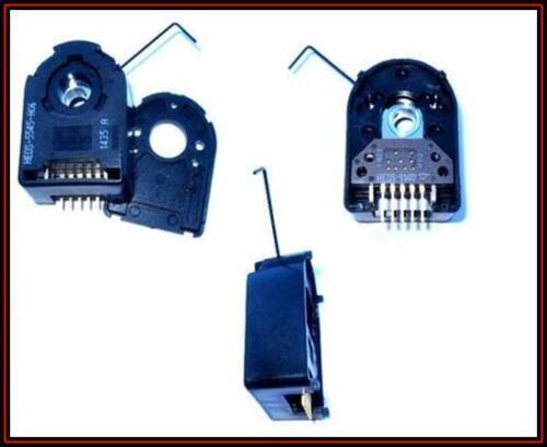 5545#h06 optique codeur 3 Channel 400 CPR 1//4in METAL CW 1 pièce Avago HEdS