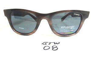 01d6e04a9 New POLAROID Sunglasses PLD 1002/S POG C3 Brown Polarized Unisex ...