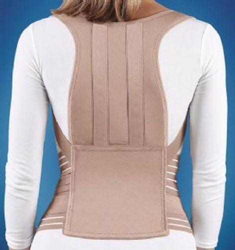 FLA Soft Form Posture Control Support Brace, All Sizes