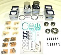 Wsm Outboard Mercury 135-150 Hp Xr6 Rebuild Kit (top Guided) 100-20-40