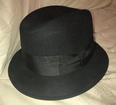 Benson Mens Womens Multi-Coloured Retro Summer Straw Hat Fedora Trilby