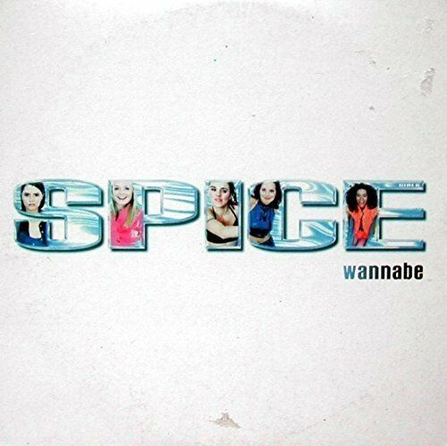 Spice Girls Wannabe (1996; 2 tracks, cardsleeve) [Maxi-CD]