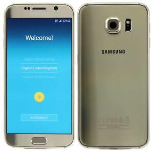Samsung-Galaxy-S6-Sbloccato-4G-32GB-5-1-034-16MP-Android-Smartphone-Oro