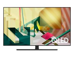 Samsung Q70T 2020 55 65 75 85 pulgadas qled 4K Quantum HDR Smart TV con Tizen OS