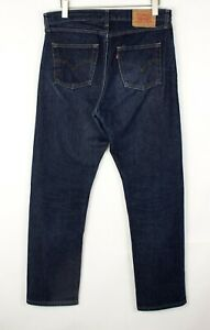 Levi's Strauss & Co Hommes 521 02 Jeans Coupe Droite Taille W34 L32 BEZ346
