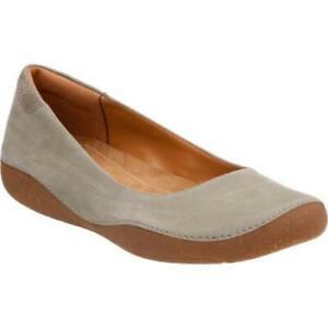 cuero Zapatos mujer Unido Clarks Sun Autumn de Tamaño punta redonda para Reino Artisan 5d con wFwqXnxCpT