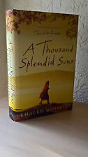 A Thousand Splendid Suns, Khaled Hosseini, Bloomsbury Publishing PLC, 2007