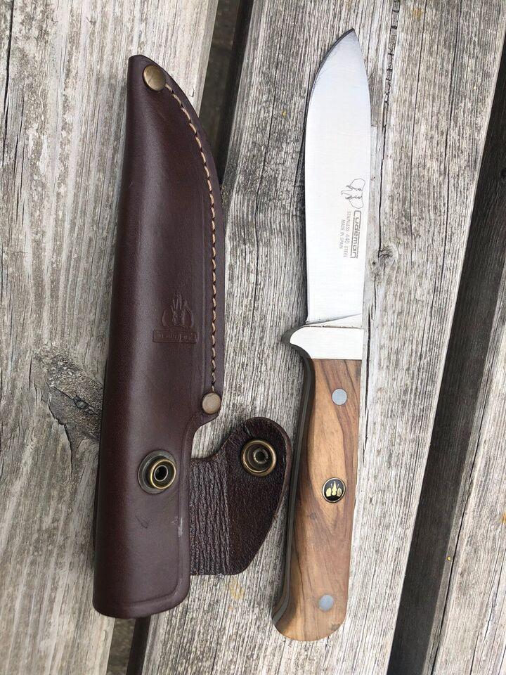 Jagtkniv, Cudeman