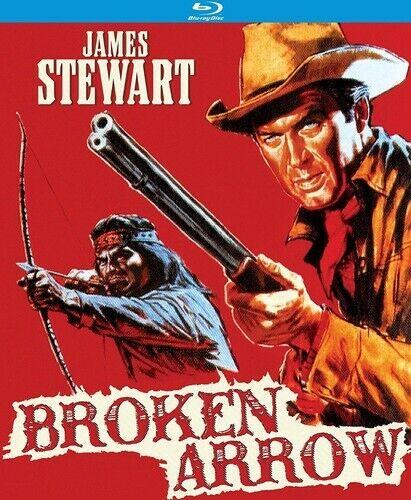 Broken Arrow (1950 James Stewart) BLU-RAY NEW