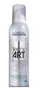 L-039-Oreal-Tecni-art-Volume-Full-volume-extra-5-250ml-mouse