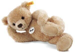 Steiff-Hannes-Bear-soft-cuddly-jointed-plush-teddy-32cm-EAN-022586