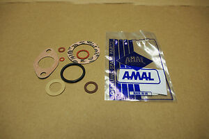 GENUINE AMAL 389 MONOBLOC CARB GASKET SET NORTON TRIUMPH BSA ETC
