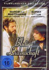 DVD NEU/OVP - Blutige Leidenschaft - Sophia Loren & Marcello Mastroianni
