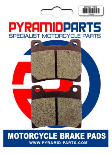 Rear brake pads for Yamaha TRX850 96-99