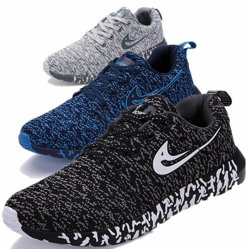 New Men's Fashion Outdoor Sneakers wholesale Breathable Casual Sports Trainers wholesale Sneakers 6df90e