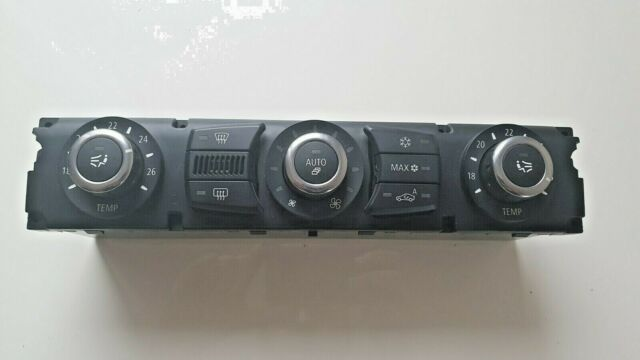 BMW E60 E61 5/'ies CLIMATE HEATER CONTROL AUTOMATIC AIR CONDITIONER Klima 6978430