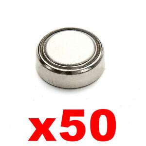 394A-LR45-pz-AG9-50-Alkaline-Button-Batteria-Cellulare-jn
