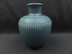"""Rookwood Pottery Light Blue Planter Vase XXXVI 6450 5"""" (H) x 4"""" (W)"""