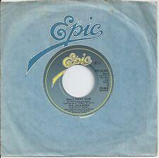 "The Jacksons - Walk Right Now 7"" Vinyl 1981"
