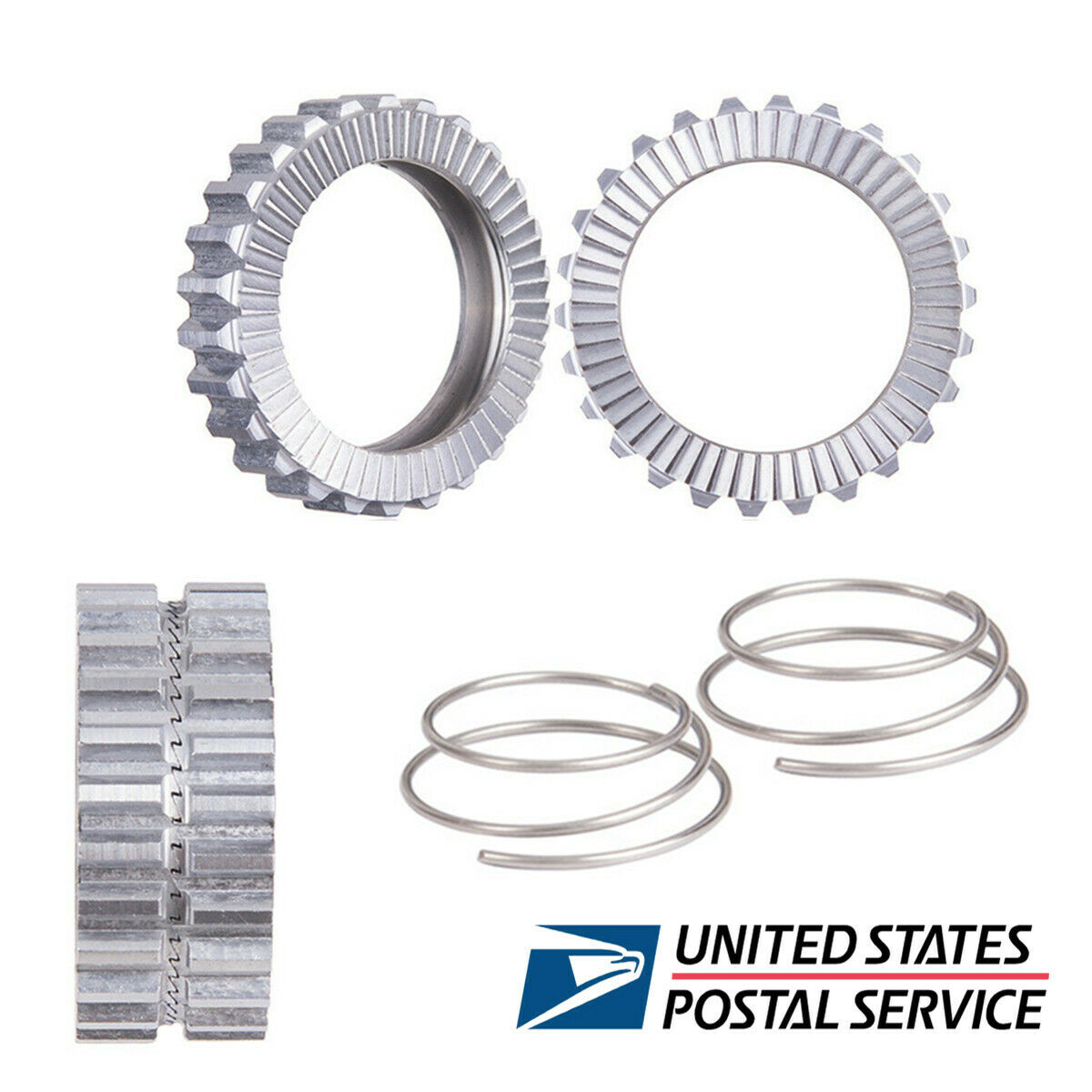 Hub Service Kit 54  Teeth 2 Star Ratchets +2 Cone Springs Fit for DT Swiss Wheel  good price