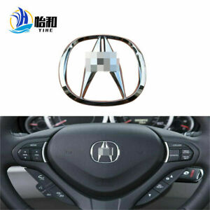 Fit For Acura Steering Wheel Emblem RL ILX TL TLX MDX RDX ...