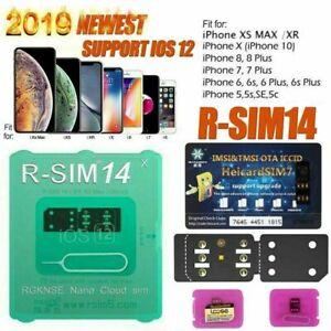 RSIM-14-RSIM-12-Newly-Unlock-Turbo-SIM-Card-For-iPhone-XS-Max-XR-X-8-7-6-LOT