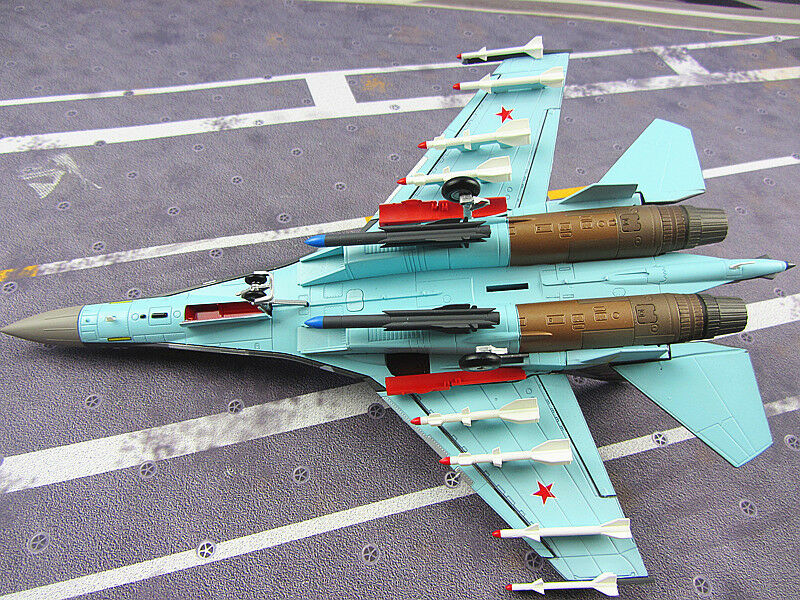 1 72 72 72 Sukhoi Su-35 Flanker-E Super Flanker Fighter Diecast Metal Plane Model Toy 552e4c