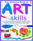 The Usborne Book of Art Skills: Miniature Edition by Fiona Watt (Hardback, 2005)