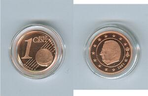 Belgien  1 Cent  PP/Proof  (Wählen Sie zwischen: 1999 - 2018)