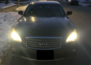 Last chance to get your hand at a 2012 M37x Infiniti- ASIS $6600
