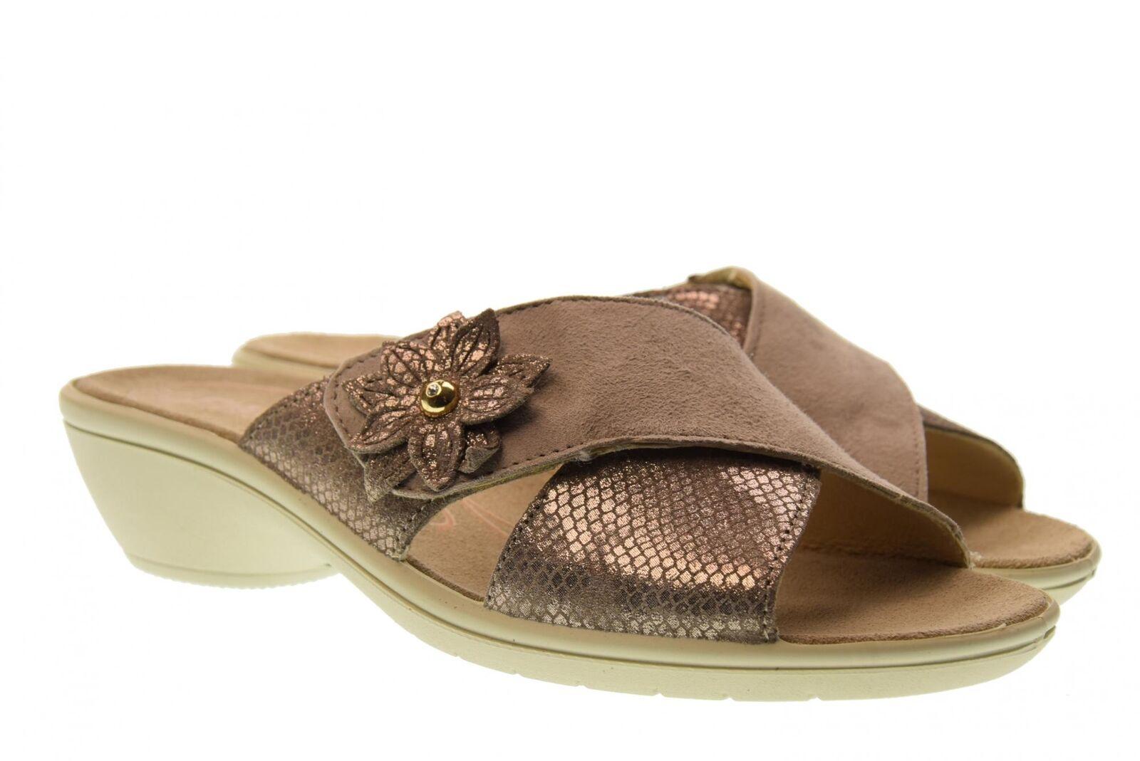Último gran descuento Enval Soft scarpe donna ciabatta 1276133 BEIGE P18