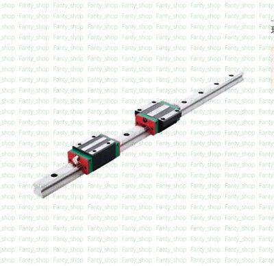 Hgr20 500Mm Linear Rail Guide with Hgh20Ca Linear Rail Slide Block Cnc Part C5A8