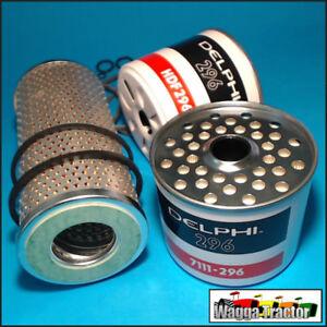 FLK5906-E-Oil-Fuel-Filter-Kit-Massey-Ferguson-175-185-Tractor-amp-MF-165-RH-Exh